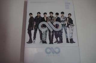 Infinite 1st album Over The Top