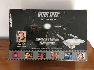 Star Trek Telephone Collectible
