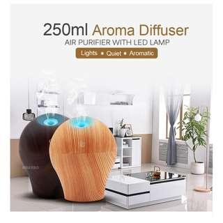 USB Aroma Diffuser Essential Oil - 250ml (Golia)