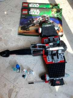 LEGO Jek-14's Stealth Starfighter