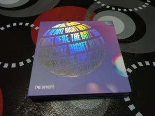 "THE BOYZ ""THE SPHERE"" (DREAM VERSION) WITHOUT PHOTOCARD"