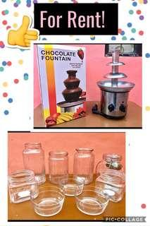 For rent! Chocolate Fountain / Candy Buffet