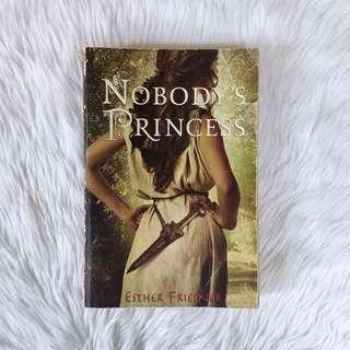 FREE BOOK! Nobody's Princess by Esther Friesner