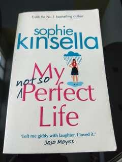 🚚 Sophie Kinsella - My Not So Perfect Life