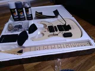 JS Series DIY Electric Guitar