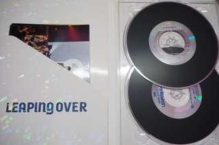 Infinite Japan 1st Live Leaping Over DVD [Japan Version]