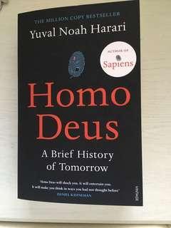 🚚 Homo Deus