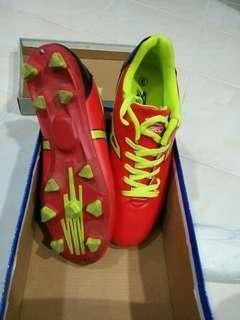 Axel Royal/Orange Sporting Shoes