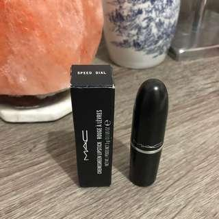 Mac Cremesheen Lipstick in Speed Dial