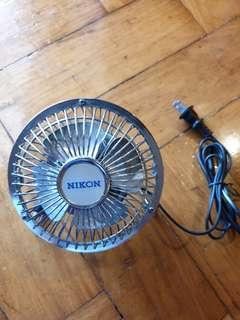 Nikon Mini Electric Fan