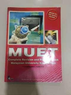 MUET Complete Revision and Practice Book