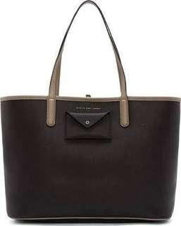 REDUCED* Marc by Marc Jacobs Metropolitote 48 Black Saffiano Tote