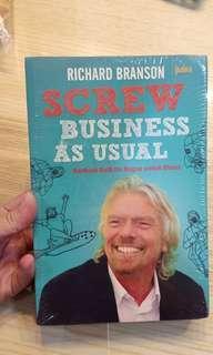 Screw Business as Usual [IND] buku bisnis