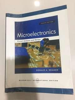Microelectronics (Circuit Analysis and Design)