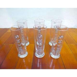🚚 Kedi 小舖  德國 SAHM Beer杯 玻璃杯