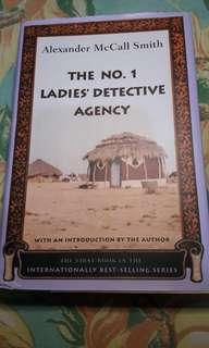 novel the no. 1 ladies' detective agency
