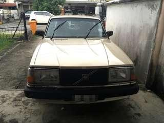 Volvo 240 Injection Manual 2.0