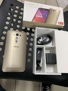 展示機 9.9成新 華碩 zenfone 2 ZE550kl 金色 2/32