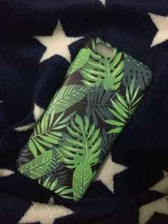 Soft Case iPhone 6/6s Monstera Tropical Summer