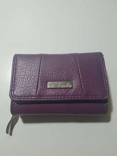 Cabrelli Women's Small Leather Wallet