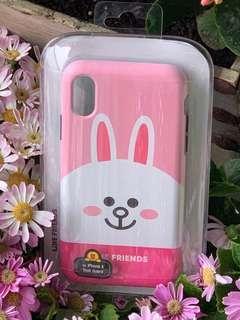 Line Friends iPhone X case
