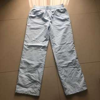 Celana Training Biru Muda - Reebok