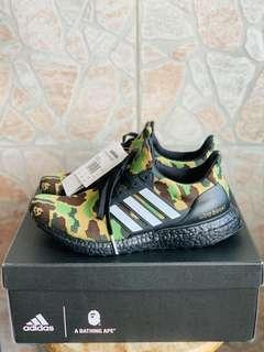 🚚 Adidas Ultra Boost x Bape