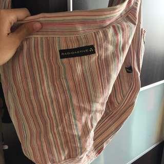 radioactive sling bag
