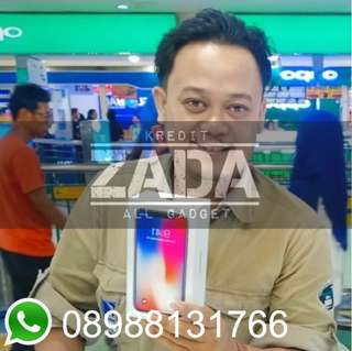 Uang Muka Iphone X Cash Cicilan Bisa 8d85848906
