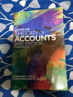 Theory of Accounts Volume One Reviewer