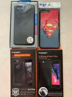 Phone cases for Apple Iphone 7 Plus/ 8 Plus
