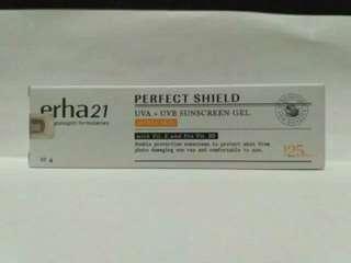 Perpect shield UV A + UV B