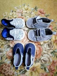 Crib couture baby shoes Take all for only 300
