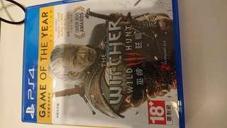 The Witcher 3: Wild Hunt 巫師3: 狂獵 Game of the Year Edition