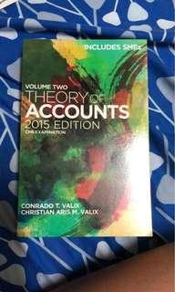 Theory of Accounts Reviewer Volume Two