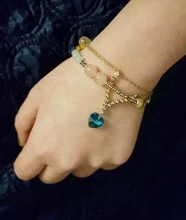 Double Loop Bracelet