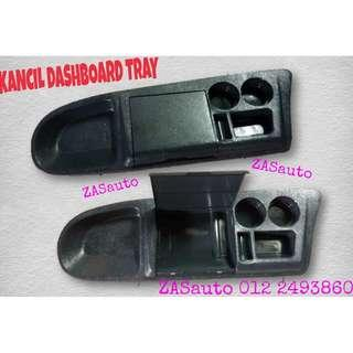 Perodua Kancil Old Square Head Lamp (1994-2000) Dashboard Tray (Burger Kancil Tray)