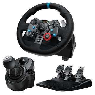 Play seats with Logitech G27, Toys & Games, Video Gaming