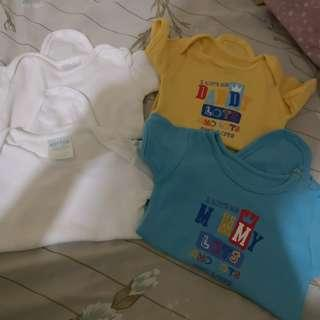 Preloved Baby Boy clothes take all bundle