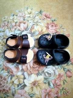 Baby slippers take all for 200