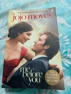 🚚 Me Before You