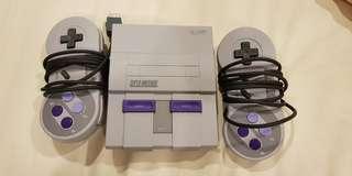 Classic Super Nintendo SNES