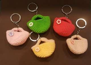 🚚 minibag Keychain