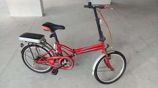 Aleoca Le Makino Aleomakino Italy Foraggio II Foldable Bicycle