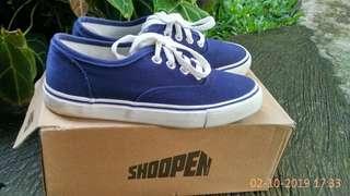 Shoopen Sneakers (Navy)