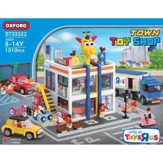 Oxford ToysRUS Toy Shop - ST33322