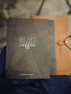 Coffee project planner 2019