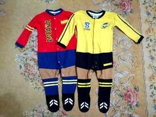 Baby clothes bundle 1 (6-12mos)