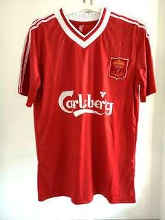 🚚 BNWT Repro vintage LFC Liverpool Jersey 1995 Size Small 10/10 Fan collection -more stuff in listing