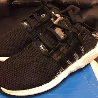 🚚 Adidas EQT BY9509 黑色慢跑鞋 美國購入